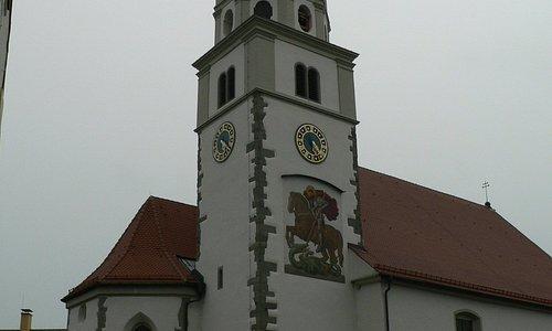Церковь Св. Георга в Вассербурге