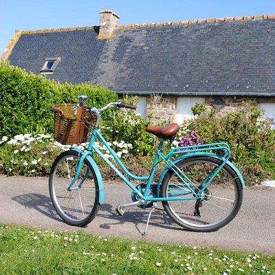 Il est pas beau mon vélo ???
