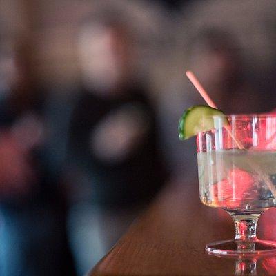 Het verhaal achter de Gin-Tonic en het proeven van een kleine variant. Tastings zijn te boeken
