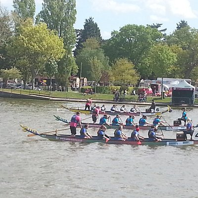 Drogon Boat Racing