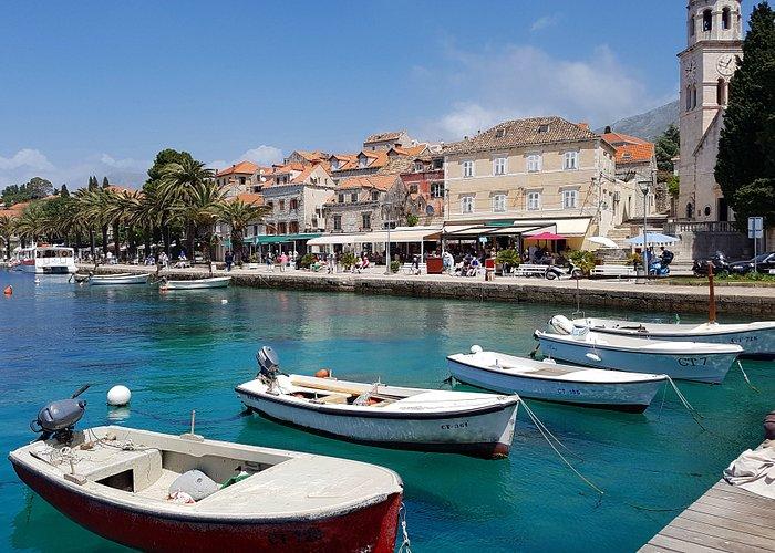 Cavtat Seaside Promenade