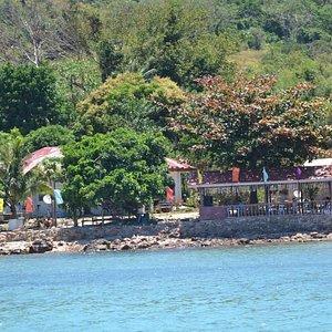 Helema Island Resort in isla gigantes