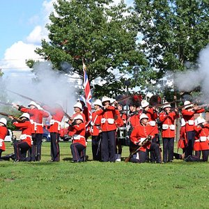 Changing of the Guard Ceremony - Fredericton Tourism