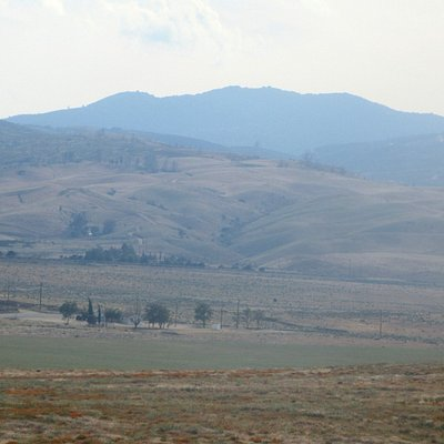 Panoramic Views from Route 138 - Pearblossom HIghway (Palmdale/Lancaster area)
