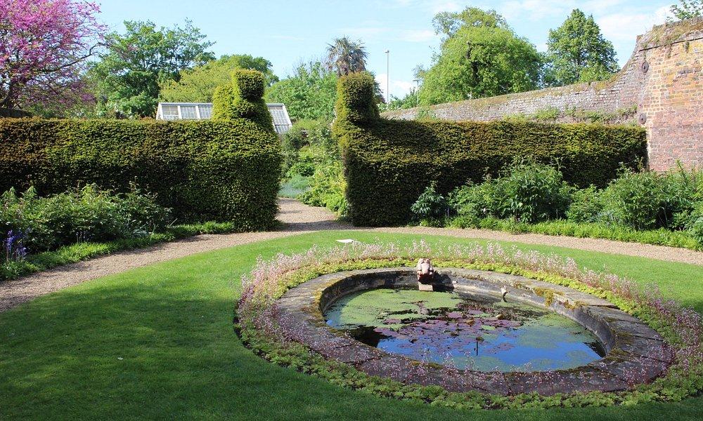 The Pool Garden.