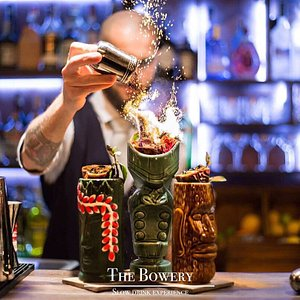The Bowery - Slow drink experience