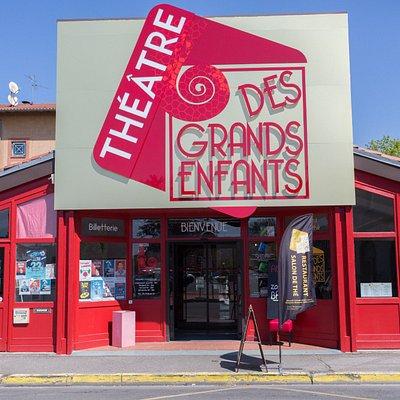 Le Théâtre des Grands Enfants vous propulse dans le monde du spectacle!