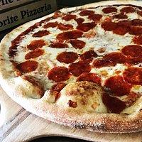 good ole classic pepperoni