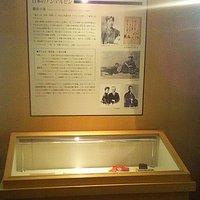 巌谷十六・小波記念室