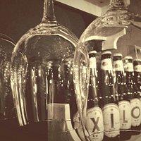 Muy buena cerveza en Xiloka