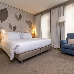 The Standard Room at the NH Collection Royal Terra 100