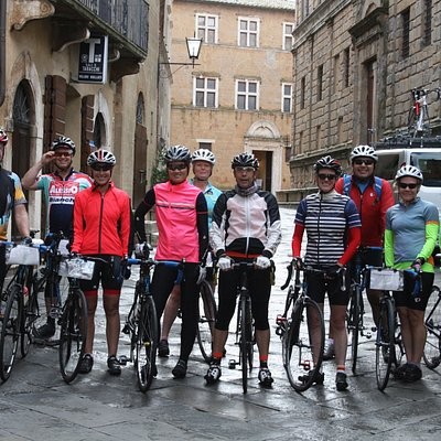 amazing bike tour in Tuscany