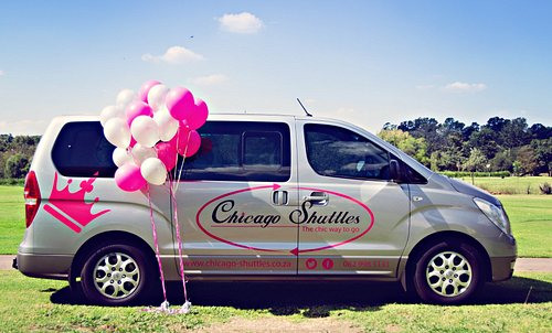 "Chicago Shuttles - ""The Chic way to Go"""