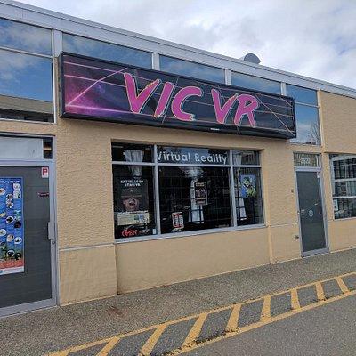 Vic VR Storefront