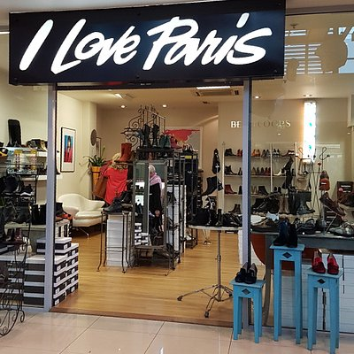 I Love Paris Shoestore