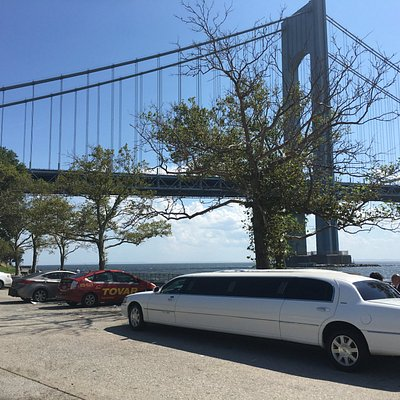 Verrazano Bridge 5 Boros Tour