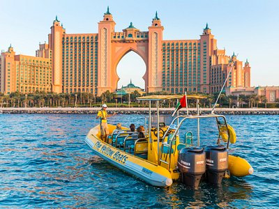 Atlantis Hotel - 90 and 75 Minute Tour The Yellow Boats