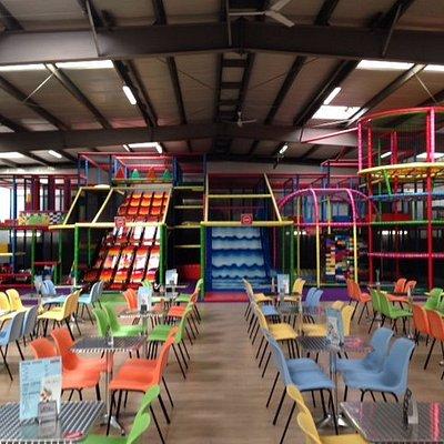 Structure de jeux Royal Kids Granville