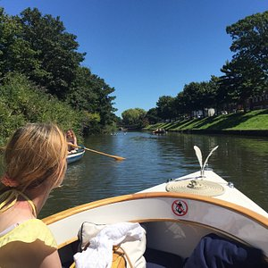 Great relaxing way to enjoy canal