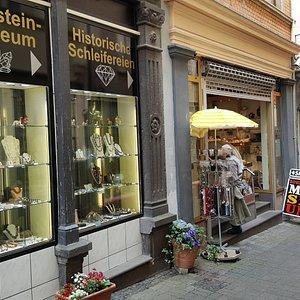 Edelstein-Museum