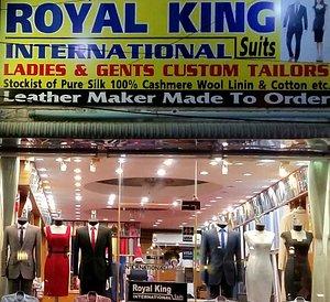 Royal King International Suits