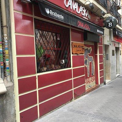 Canalaska Canadian Bar