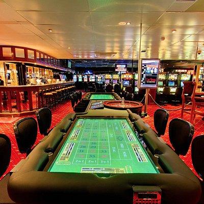 Roulette at Las Vegas Casino