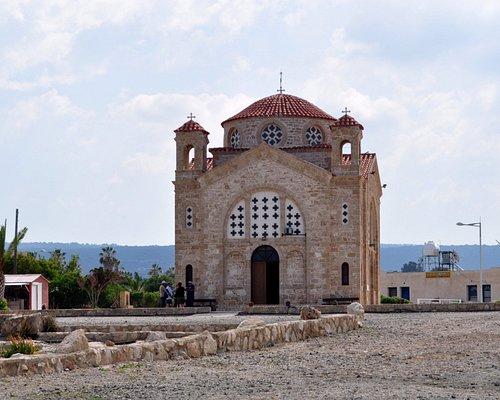 Церковь и мыс Святого Георгия
