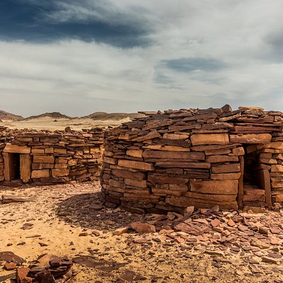 Nawamis - Chalcolithic Burial Site in the Sinai Peninsula
