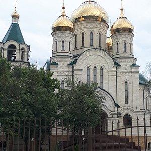 Храм Святого Преподобного Сергия Игумена Радонежского и Святого Великомученика Георгия Победонос