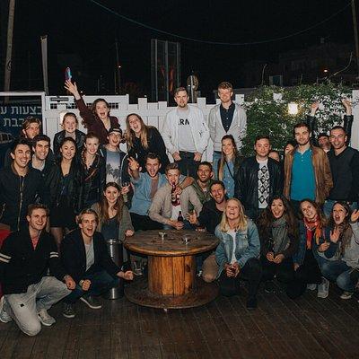 An amazing pub crawl with amazing people (: