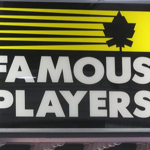 Bought by Cineplex but still operating as Famous Players