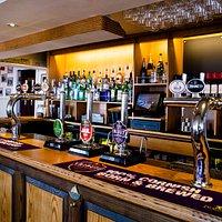 Recently Refurbished Bar