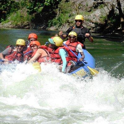 Shenandoah River Whitewater Rafting