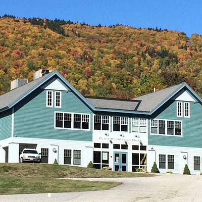 Black Mountain of Maine in the Fall
