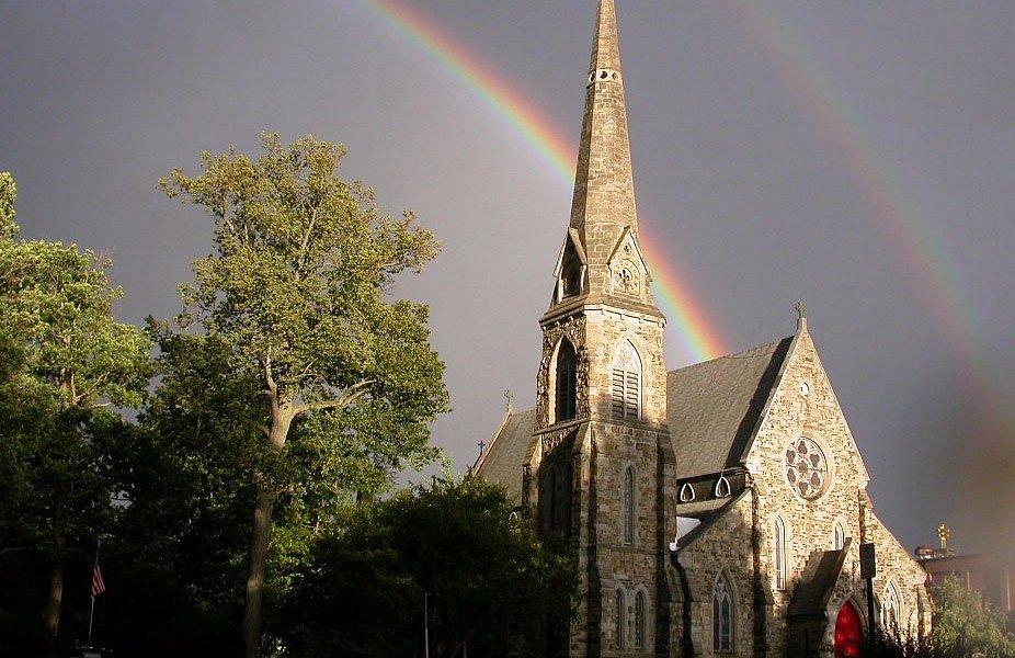 St. Thomas Episcopal Church in Bath NY
