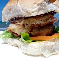 Worx Burger - GF Option Available