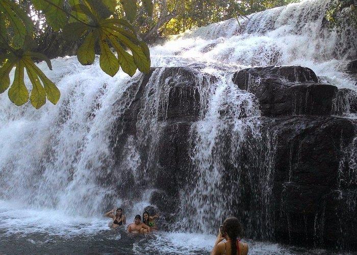 Cachoeira da parte de cima