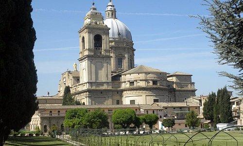 Basilica papale di Santa Maria degli Angeli