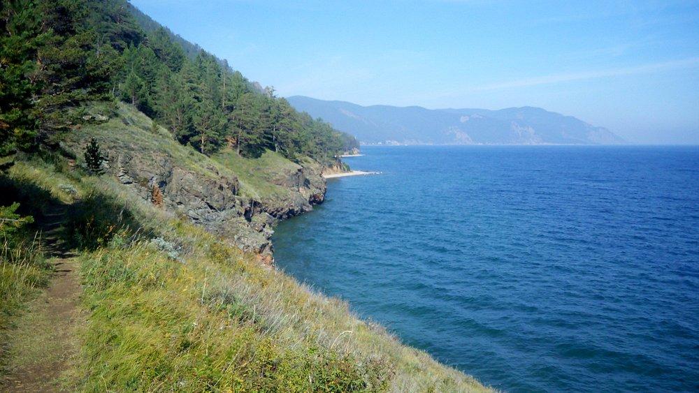 Большая Байкальская Тропа, недалеко от Больших Котов.