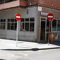 Bar Trompicon Palencia.