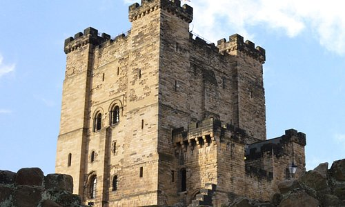 Newcastle Castle: The Gateway to Old Newcastle