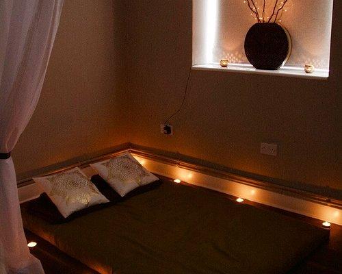 Tradition Thai Massage futon