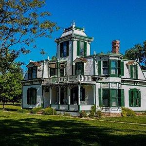 Buffalo Bill's Home