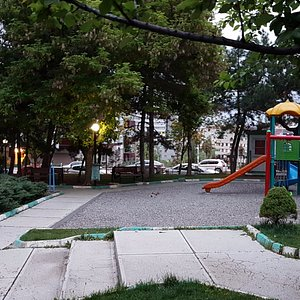 playgrounds in Jose Marti Park