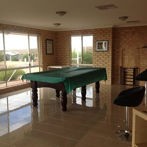 Recreation facility