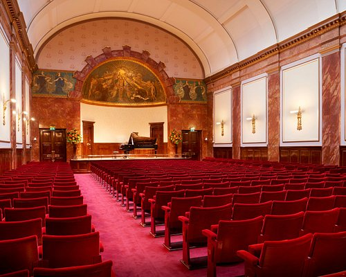 Wigmore Hall Auditorium © Peter Dazeley