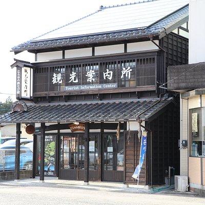 古風な建物