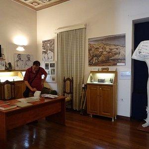 Exile or Macronessos Museum - exhibits
