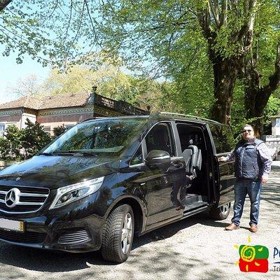 Carrinha Mercedes 8 lugares
